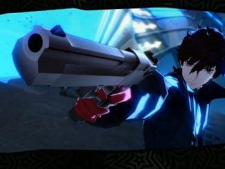 Persona 5 Model Guns