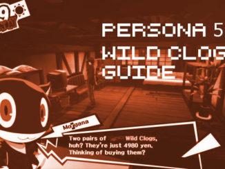 Persona 5 Wild Clogs