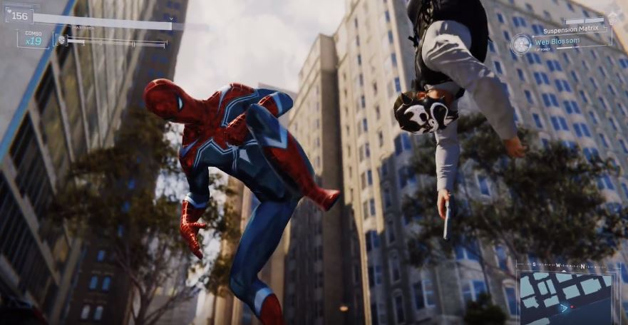 Spiderman The Heist Resilient Suit