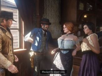 Red Dead Redemption 2 Americans at Rest