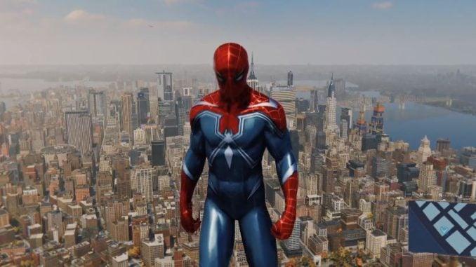 Spiderman Resilient Suit