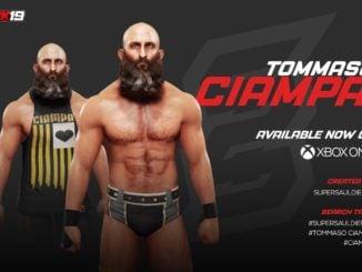WWE 2K19 best caws