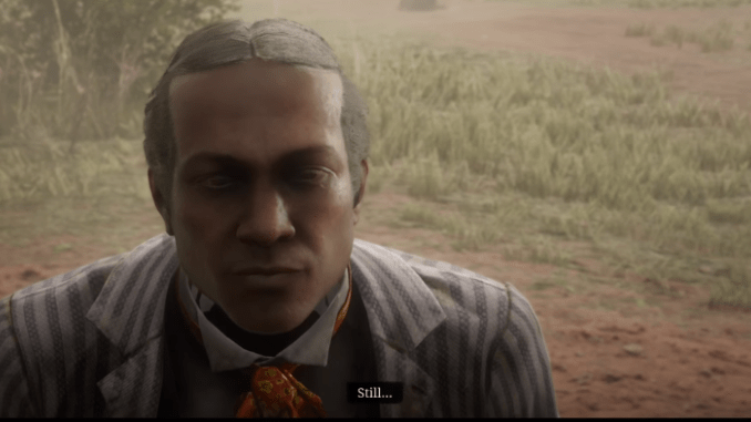 Red Dead Redemption 2 No Good Deed