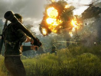 Just Cause 4 Controls