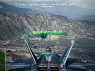 Ace Combat 7 Mission 14