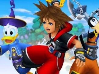 How Long to Beat Kingdom Hearts 3