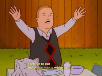 King of the Hill Thanksgiving