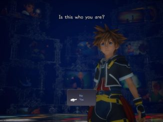 Kingdom Hearts 3 Starting Choices