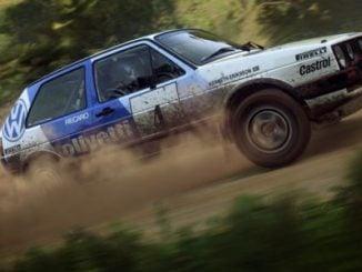 DiRT Rally 2.0 Controls Ps4 xb1