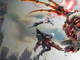 God Eater 3 All Arigami Materials