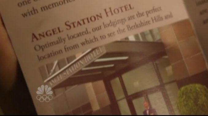 angel station hotel