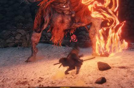 Sekiro Shadows Die Twice Demon of Hatred