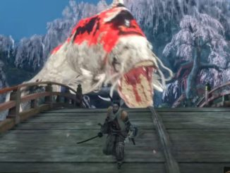 Sekiro Shadows Die Twice Great Colored Carp
