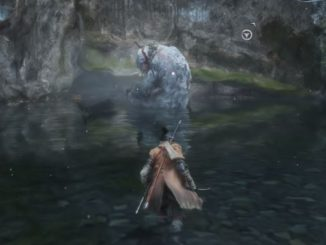 Sekiro Shadows Die Twice Guardian Ape