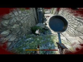 how to get the frying pan in mordhau