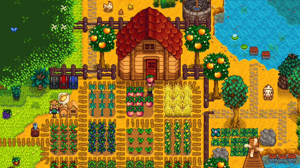 Stardew Valley Purple Star Guide How To Find Purple Stars