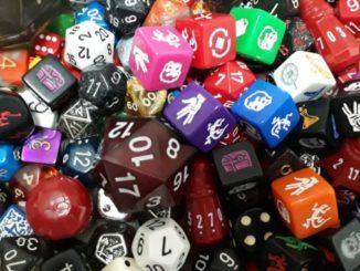best d&d dice