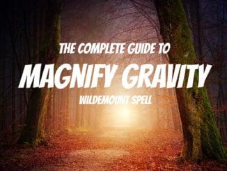 magnify gravity 5e