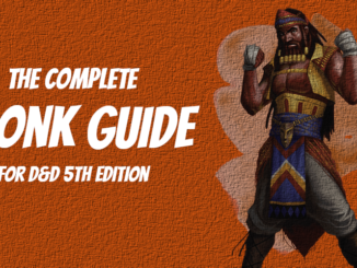 The Complete Monk 5e Guide Monk 5e Handbook Do the claws of tabaxi and tortles change the unarmed attacks of monk to slashing damage, or is the damage separate? the complete monk 5e guide monk 5e