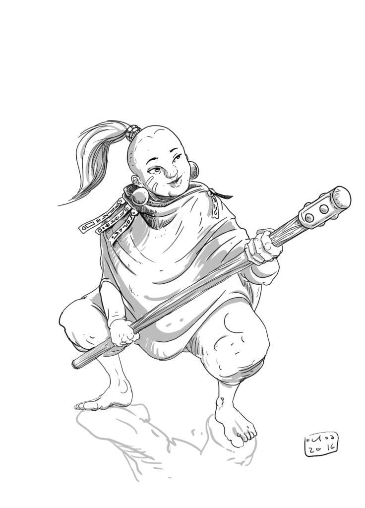 monk 5e