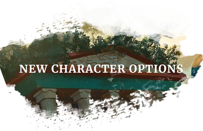 character options