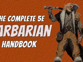 barbarian 5e