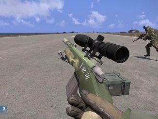 arma 3 best sniper