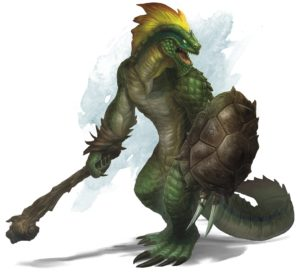 lizardfolk 5e